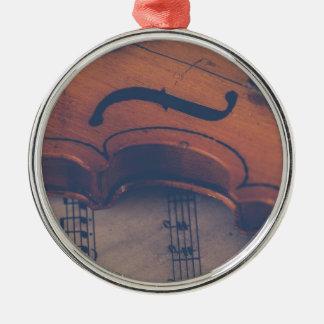 Ornamento De Metal Instrumento musical clássico de instrumento de