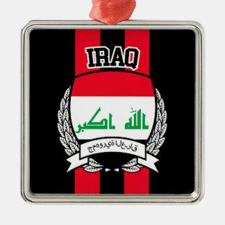 Ornamento De Metal Iraque