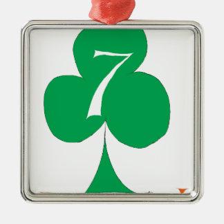 Ornamento De Metal Irlandês afortunado 7 dos clubes, fernandes tony