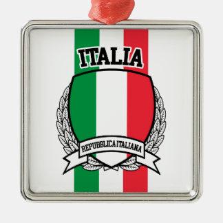 Ornamento De Metal Italia