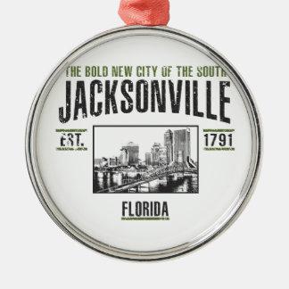 Ornamento De Metal Jacksonville