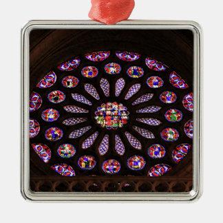 Ornamento De Metal Janela da catedral de Leon, EL Camino, espanha