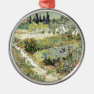 Ornamento De Metal Jardim de Vincent van Gogh em Arles