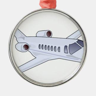 Ornamento De Metal Jato privado