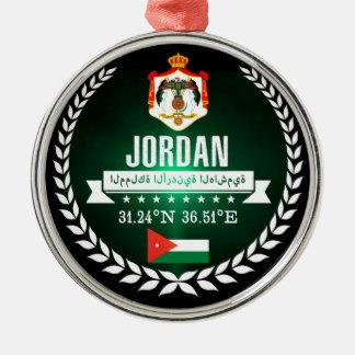 Ornamento De Metal Jordão