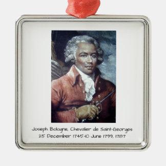 Ornamento De Metal Joseph Bologne, Cavaleiro de Santo-Georges