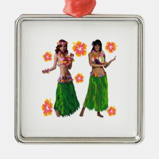 Ornamento De Metal kaiko do hula