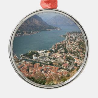 Ornamento De Metal Kotor, Montenegro