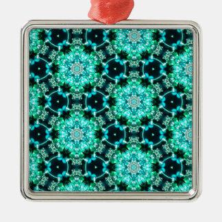 Ornamento De Metal Laço verde de Tilly