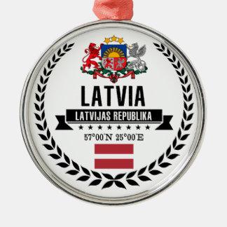 Ornamento De Metal Latvia