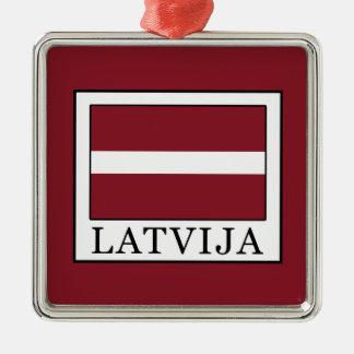 Ornamento De Metal Latvija