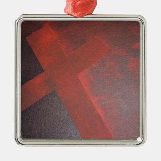 Ornamento De Metal Lavado no sangue