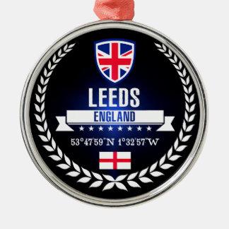 Ornamento De Metal Leeds