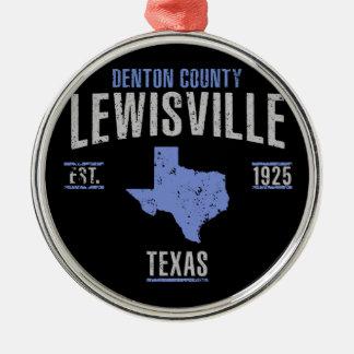 Ornamento De Metal Lewisville