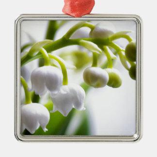 Ornamento De Metal Lírio das flores do vale