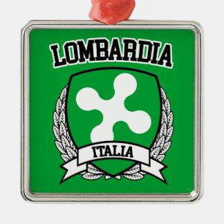 Ornamento De Metal Lombardia