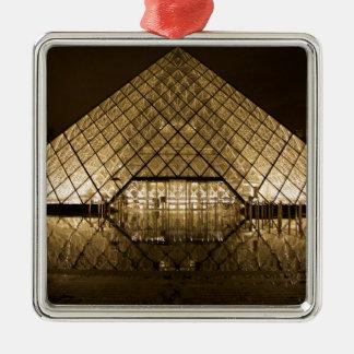 Ornamento De Metal Louvre, Paris/France