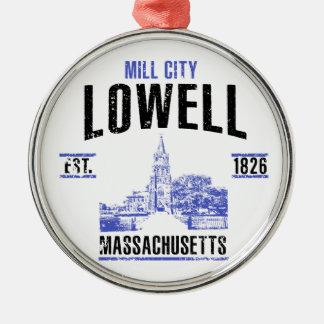 Ornamento De Metal Lowell