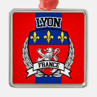 Ornamento De Metal Lyon