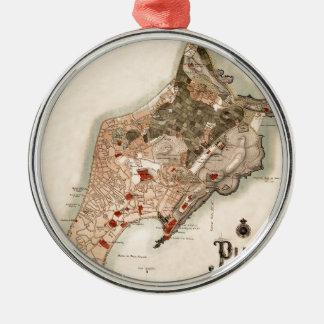 Ornamento De Metal macau1889