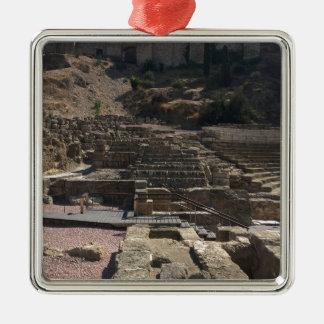 Ornamento De Metal Malaga; anfiteatro
