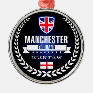Ornamento De Metal Manchester