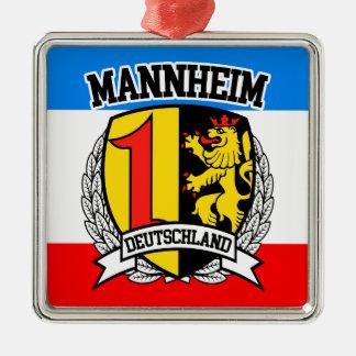 Ornamento De Metal Mannheim