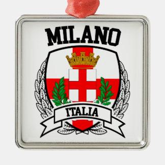 Ornamento De Metal Milão