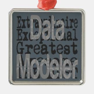 Ornamento De Metal Modelador dos dados Extraordinaire