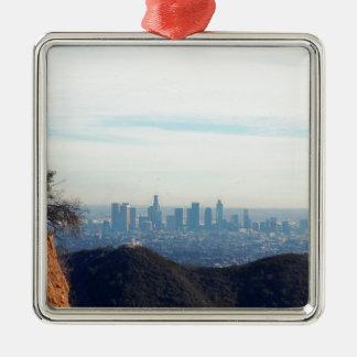 Ornamento De Metal Montanha quadro LA