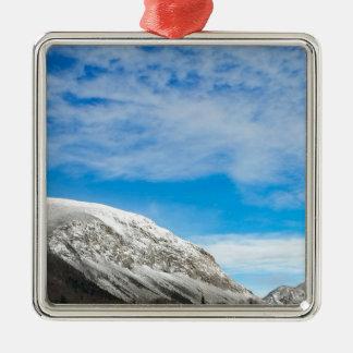 Ornamento De Metal Montanhas brancas New Hampshire