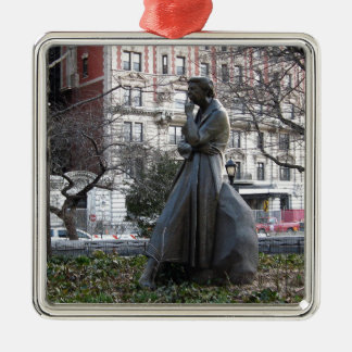 Ornamento De Metal Monumento de Eleanor Roosevelt