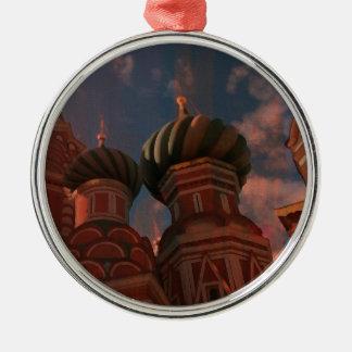 Ornamento De Metal Moscow_russia