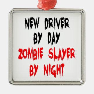 Ornamento De Metal Motorista novo do assassino do zombi
