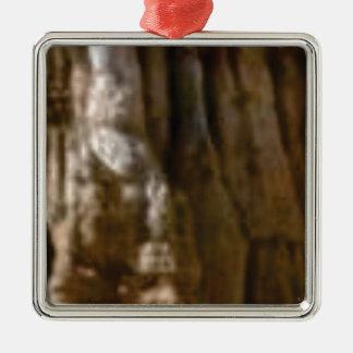 Ornamento De Metal músculos cinzelados na rocha