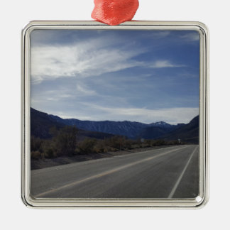 Ornamento De Metal na estrada a mt Charleston nanovolt