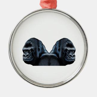 Ornamento De Metal Na névoa