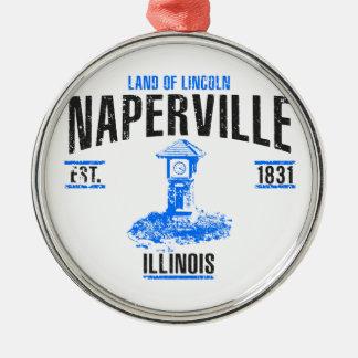 Ornamento De Metal Naperville