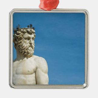 Ornamento De Metal Netuno em Florence02