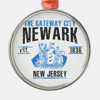Ornamento De Metal Newark
