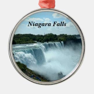 Ornamento De Metal Niagara Falls