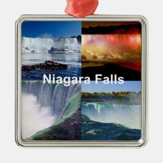 Ornamento De Metal Niagara Falls New York