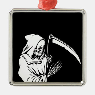 Ornamento De Metal O Ceifador ou a morte