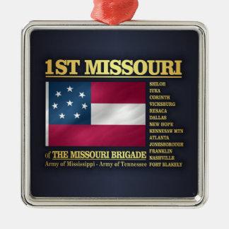 Ornamento De Metal ø Infantaria de Missouri (BA2)