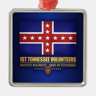 Ornamento De Metal ø Infantaria de Tennessee (F10)