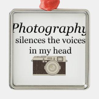 Ornamento De Metal o pstvimhPhotography silencia as vozes em minha