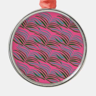 Ornamento De Metal O rosa dos elementos do design sae exótico