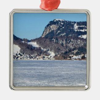 Ornamento De Metal O vale de Joux no cantão de Vaud