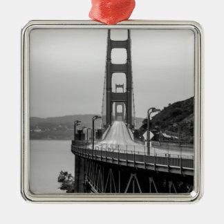 Ornamento De Metal Obscuridade original da opinião de San Francisco