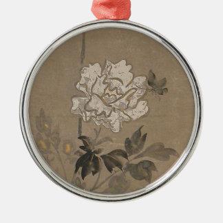 Ornamento De Metal Ogata Kōrin (japonês, 1658-1716)